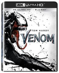 Venom (2 disky) - Blu-ray + 4K Ultra HD