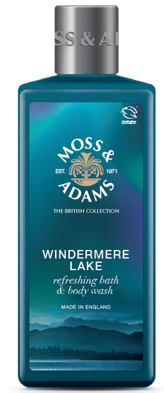 Astonish tekoči gel za tuširanje in kopalna pena - jezero Windemere