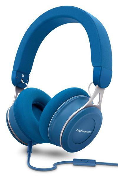 Energy Sistem Headphones Urban 3, modrá