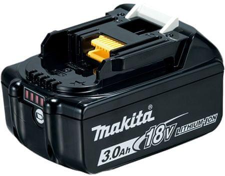 Makita baterija BL1830B, 18V,3,0Ah (632G12-3)