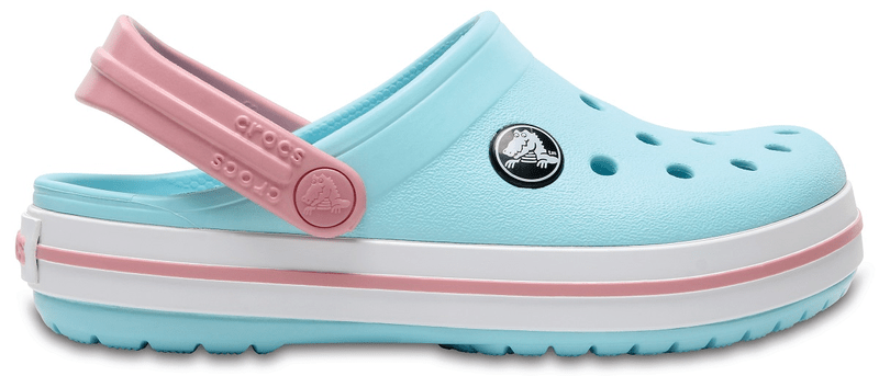 Crocs Crocband Clog K Ice Blue/White C11 28