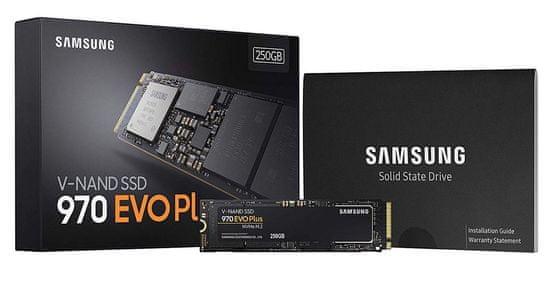 Samsung SSD disk 970 Evo Plus SSD 1TB M.2 80mm PCI-e x4 NVMe