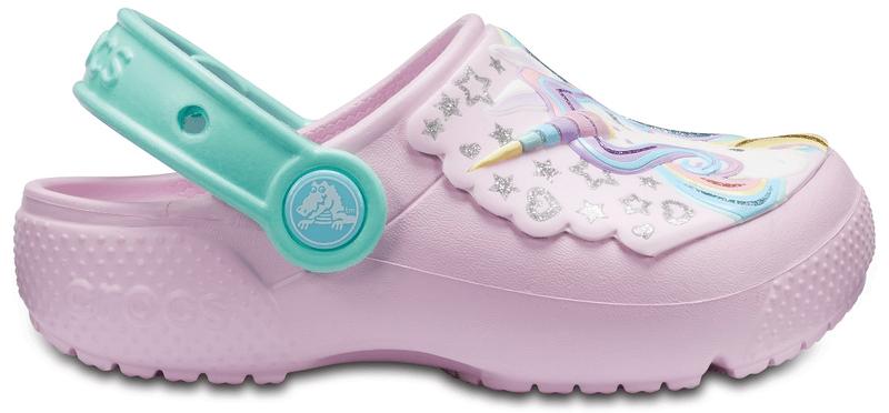 eb88ebc6a4d Crocs Fun Lab Clog K Ballerina Pink New Mint C10 27