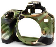 Easy Cover Pouzdro Reflex Silic Nikon D3500 Camouflage ECND3500C