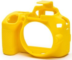 Easy Cover Pouzdro Reflex Silic Nikon D3500 Yellow ECND3500Y
