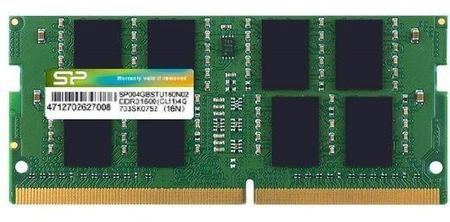 Silicon Power SO-DIMM DDR4-2400Mhz CL17 8GB