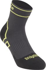 Bridgedale Storm Sock Lightweight Ankle Dark Grey 826