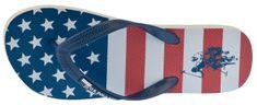 U.S. Polo Assn. dámské žabky Remo 2 Flag
