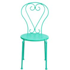 Butlers CENTURY Židle - mátová
