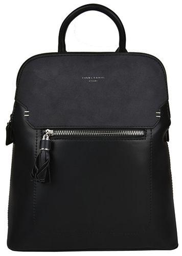 David Jones Női hátizsák Black 5915-2  1b30f0da51