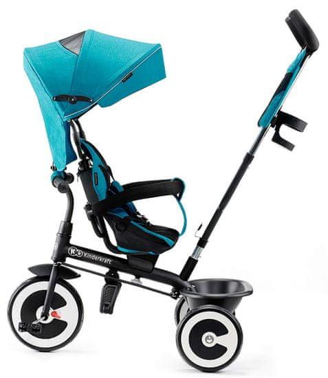 KinderKraft Tříkolka Aston