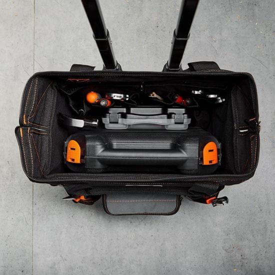 VonHaus torba za orodje na kolesih