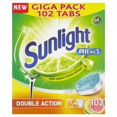 Sunlight GIGA PACK All in One Citron 102 tablet