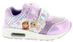 Disney by Arnetta dívčí svítící tenisky Frozen