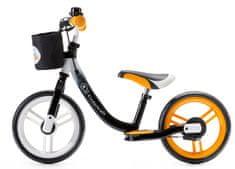 KinderKraft Space pedál nélküli gyerekkerékpár, narancssárga