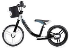 KinderKraft Space pedál nélküli gyerekkerékpár, fekete