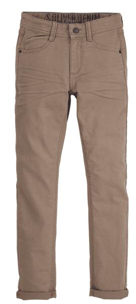 e310f2c7fb2e Oliver chlapecké kalhoty 134 hnědá