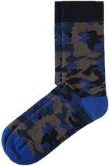 Björn Borg pánské modré ponožky LA Cloud