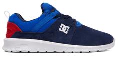 DC fantovske superge Heathrow Se B Shoe Nrd Navy/Red, modro rdeči, 12,5 M (30)