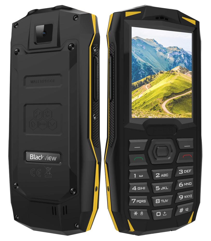 iGET Blackview GBV1000 Yellow - použité