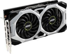 MSI GeForce RTX 2060 VENTUS 6G OC, 6GB GDDR6 (RTX 2060 VENTUS 6G OC)