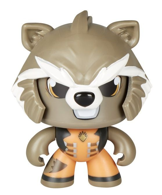 Hasbro Marvel Mighty Muggs Rocket Raccoon