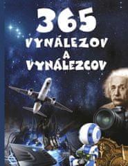 autor neuvedený: 365 vynálezov a vynálezcov