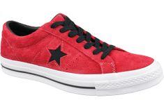 Converse One Star 163246C 41 Czerwone