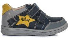 Ponte 20 chlapčenské kožené topánky 4eef9a69673