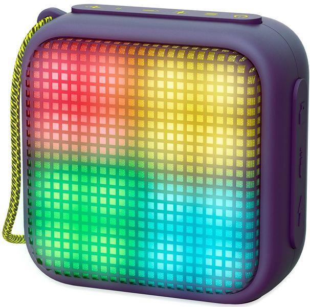 Energy Sistem Beat Box 2+ Lightcube, fialová
