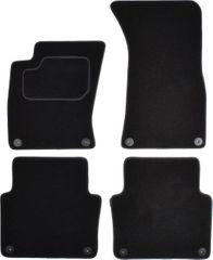 MAMMOOTH Autokoberce textilní, Audi A8 2002-2010, černé, sada 4 ks