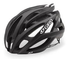 Giro kask rowerowy Atmos II Mat Black/White L (59–63 cm)