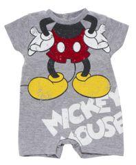 Cangurino chlapecký overal Mickey