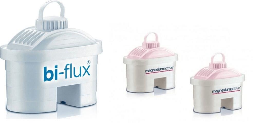 Laica Bi-flux filtr, 10+2 ks Magnesiumactive - rozbaleno