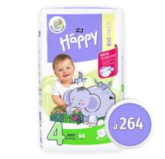Bella Happy Maxi Big Pack - 264 db