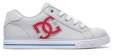 DC Chelsea G Shoe Gp2 Grey/Pink
