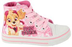 Disney by Arnetta dívčí kotníkové tenisky Paw Patrol