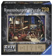 Ravensburger Puzzle Exit: Obserwatorium gwiezdne, 759 elementów