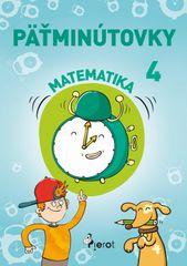 Šulc Petr: Päťminútovky matematika 4.ročník ZŠ ( nov.vyd.)