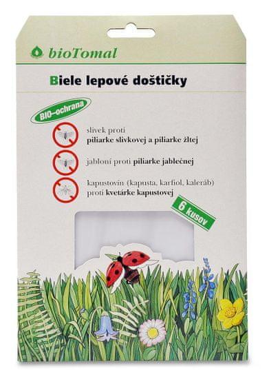BioTomal LEPOVÉ DESTIČKY BÍLÉ Biocont