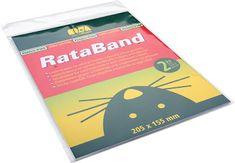 Papírna Moudrý Rataband lepová pasca na myši (2 ks)