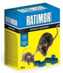 UNICHEM Ratimor brodifacoum parafínové bloky (300 g)