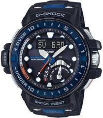 CASIO G-Shock Gulfmaster GWN-Q1000-1AERnapelemes rádió vezérelt karóra