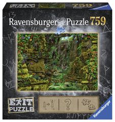 Ravensburger Puzzle Exit: Świątynia w Ankor 759 elementów