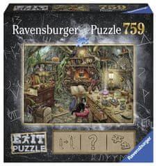 Ravensburger puzzle Exit Puzzle: Magiczna kuchnia 759 elementów