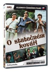 O statečném kovář - edice KLENOTY ČESKÉHO FILMU (remasterovaná verze) - DVD