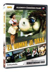 Za humny je drak  - edice KLENOTY ČESKÉHO FILMU (remasterovaná verze) - DVD