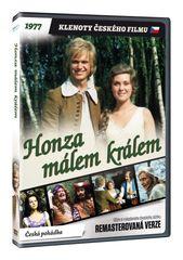 Honza málem králem - edice KLENOTY ČESKÉHO FILMU (remasterovaná verze) - DVD
