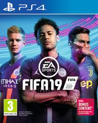 Electronic Arts igra FIFA 19 (PS4)
