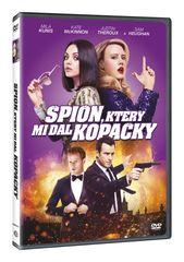 Špión, který mi dal kopačky   - DVD